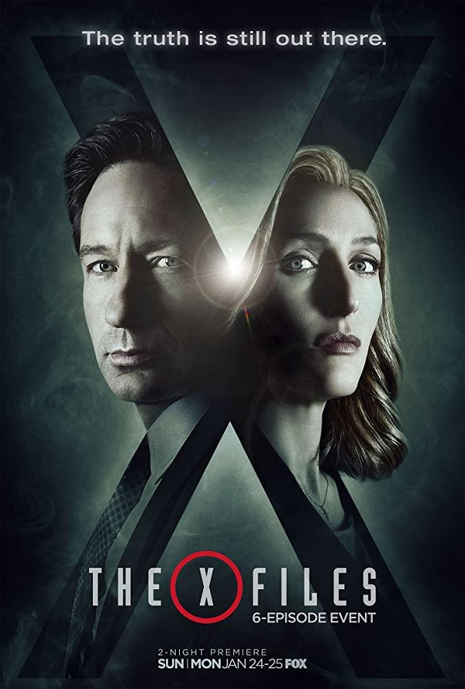 ดูหนังออนไลน์ The X-Files Season 1 Ep17 แฟ้มลับคดีพิศวง ปี 1 ตอนที่ 17